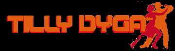 Logo Tilly Dyga Dein Spiel des Liebens
